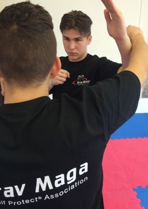 Krav Maga Junior Protect Impression