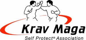 Krav Maga Self Protect Logo