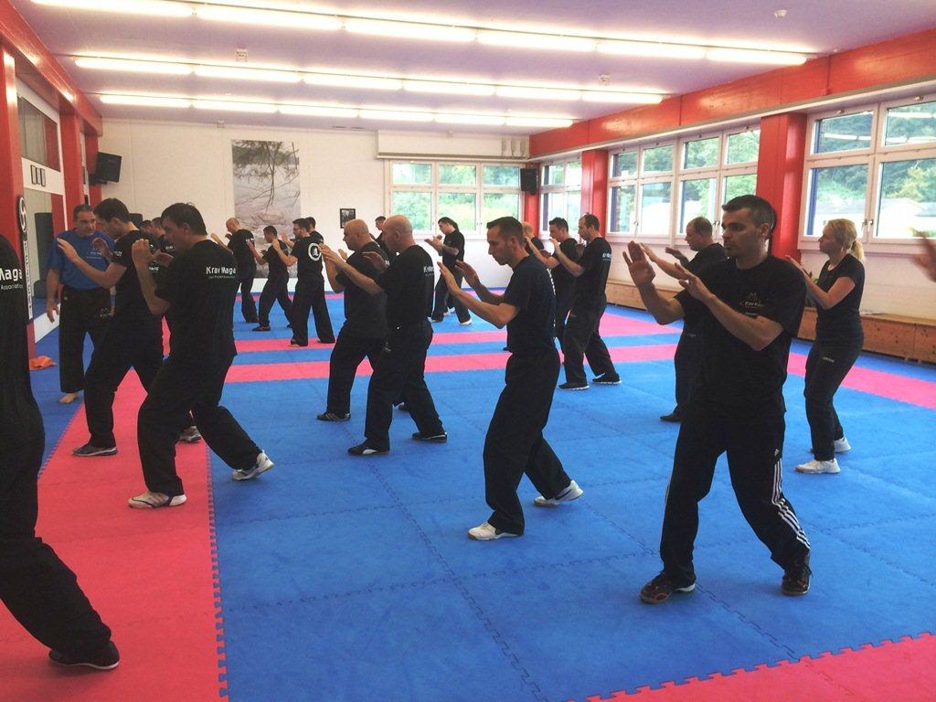 11. Krav Maga Self Protect Instruktoren-Lehrgang in Liestal