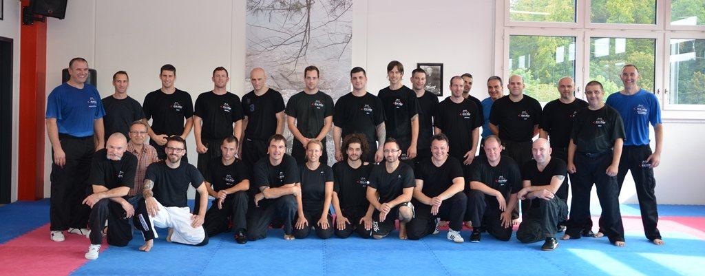 11. Krav Maga Self Protect Instruktoren Lehrgang in Liestal