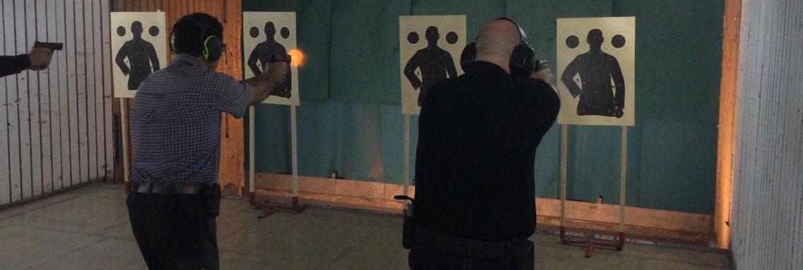 Krav Maga Self Protect Advanced Schiesslehrgang in Wallbach