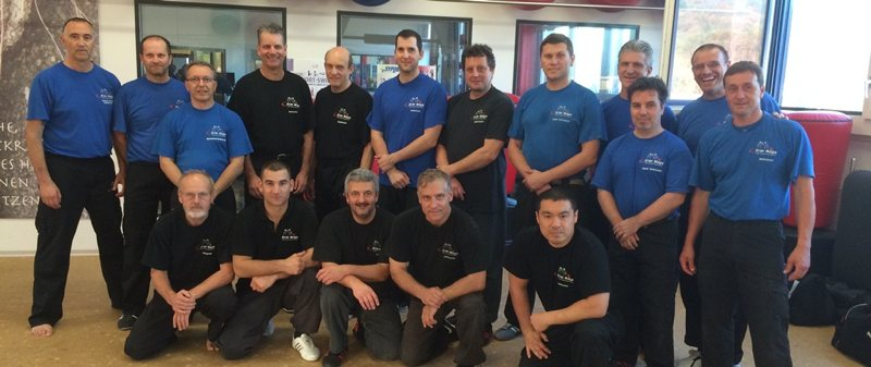 Krav Maga Self Protect Advanced Instruktoren Lehrgang 2014