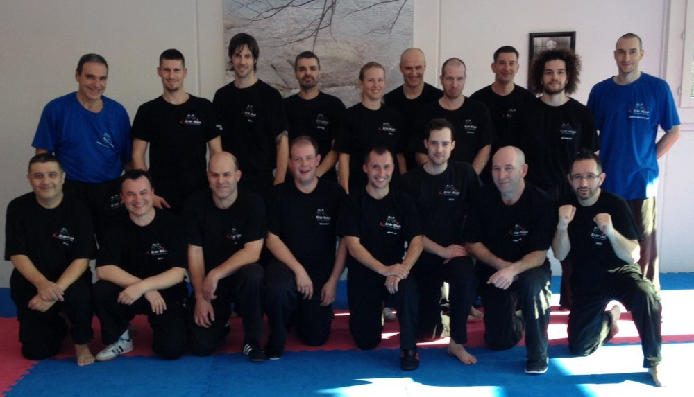 Krav Maga Self Protect Advanced Instruktoren Lehrgang
