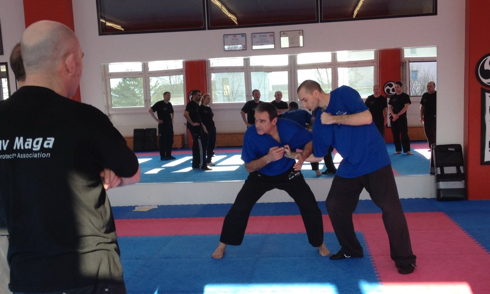 Krav Maga Self Protect