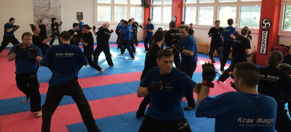 Krav Maga Self Protect Trainerkurs