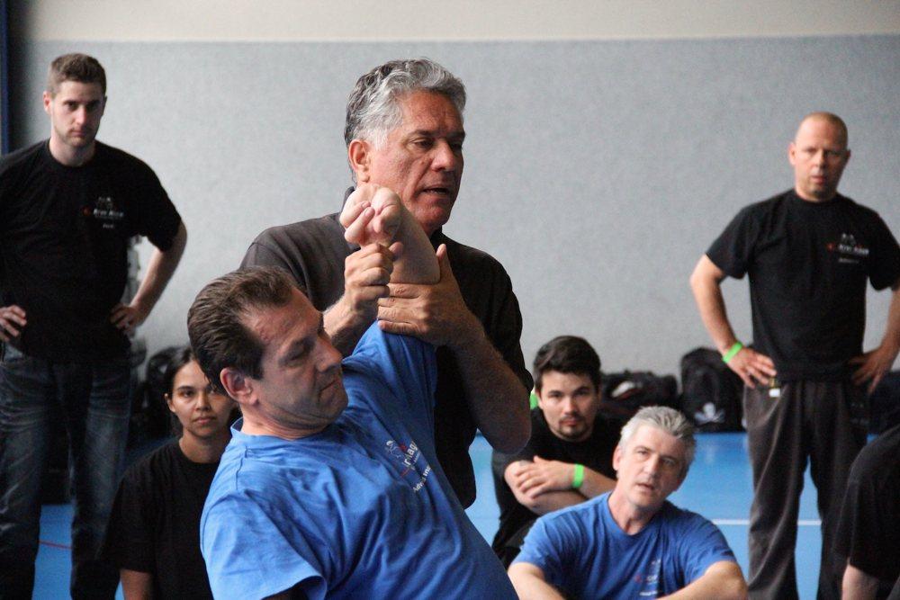 Amnon Maor und Peter Kropf