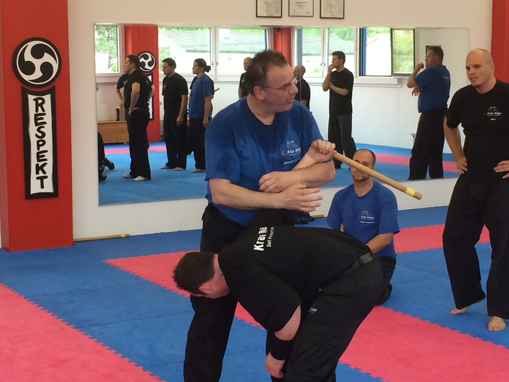 Krav Maga Self Protect Trainerkurs 2015